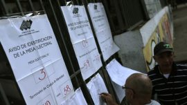 Venezuelans Vote on All-Powerful Assembly