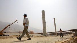 Iran signs deals to develop its huge natural gas field