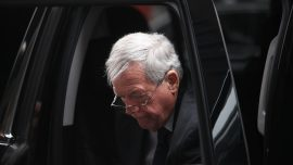 Ex-House speaker Dennis Hastert released from federal prison to halfway house