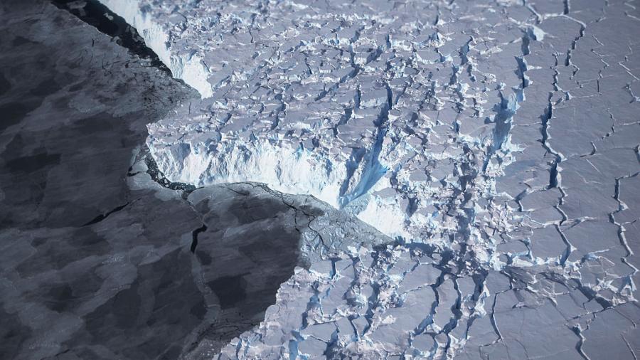 Larsen C ice shelf break in Antarctica not an indicator of climate change