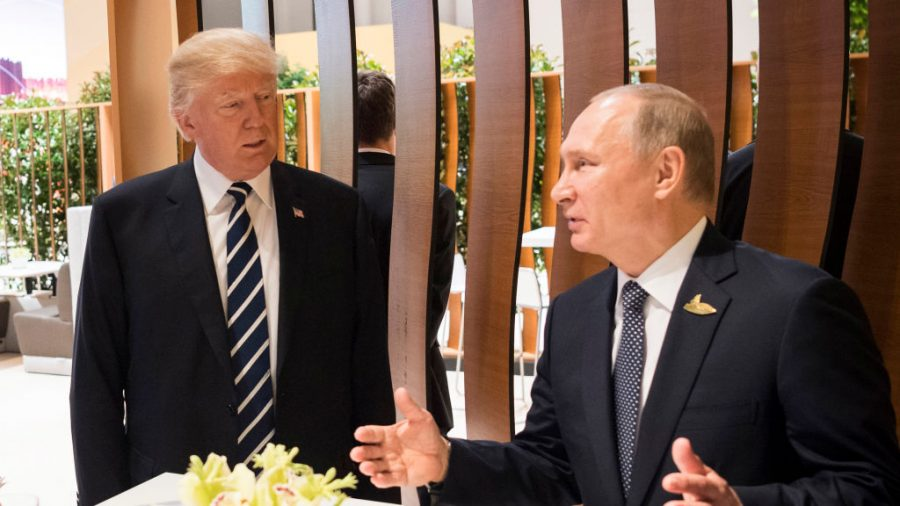 Trump and Putin preparing to meet for first time amid G-20 excitement
