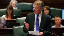 Illinois House overrides veto to pass first budget bill since 2015
