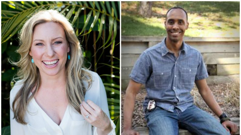 Justine Damond and Mohamed Noor