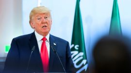 President Trump promises $639 million in humanitarian aid at G20 summit