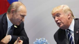 Trump tweets US, Russia will 'move forward'