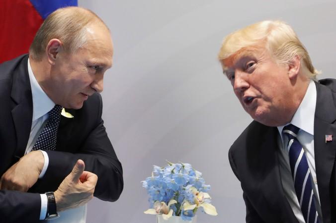Trump tweets US, Russia will 'move forward'