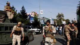 Embassy attack fuels fears ISIS bringing Iraq war to Afghanistan