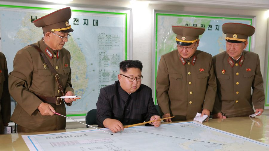 North Korea's Kim Backs Away From Guam Missile Plan