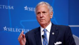 South Carolina Governor Responds to Court Overruling His Anti-Abortion Bill