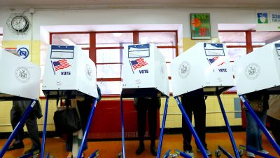 New York State Added 250,000 Democrats, Only 9,000 Republicans in Last Year