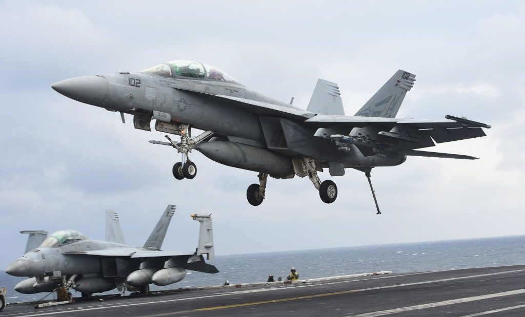 South Korea and US military drills