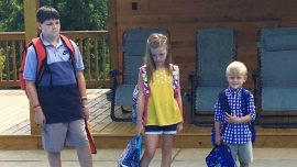 Mom Posts 'First Day Of School' Photo, Capturing Her True Feelings