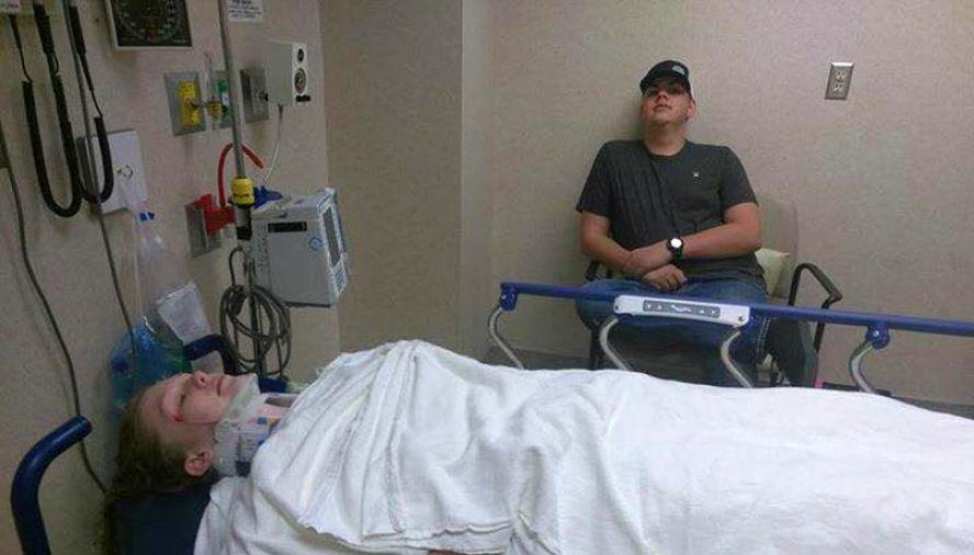 Idaho Student Injured by Man Jumping From Bridge