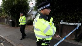 British Police Arrest Second Man Over London Train Bombing