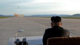 North Korea Could Test H-bomb in Pacific, Top Diplomat Says