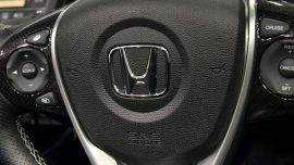 Deadly Airbags Force Honda to Recall 1.6 Million Vehicles