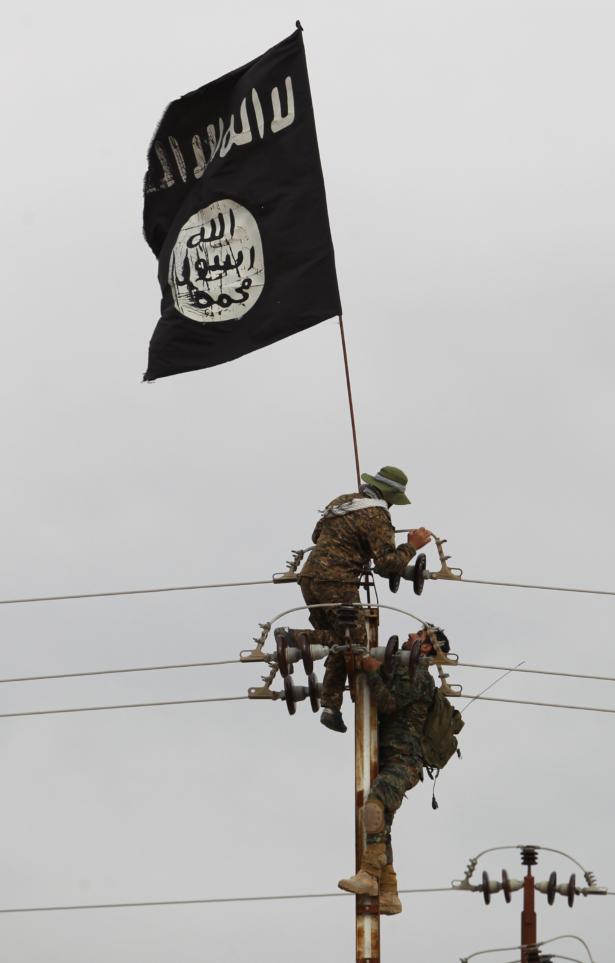 isis islamic state terrorist militants