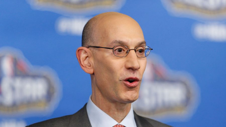 China TV Drops NBA Exhibition Games; NBA Commissioner Defends Free Speech