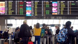 All Flights Grounded or Diverted as Smoke Seen at Sydney Airport Control Tower