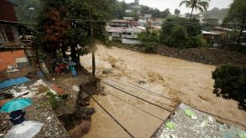 Tropical Storm Nate Kills 22 in Central America, Heads for U.S.