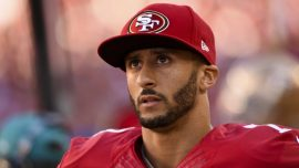 Colin Kaepernick Settles National Anthem Kneeling Collusion Case Against NFL: Reports