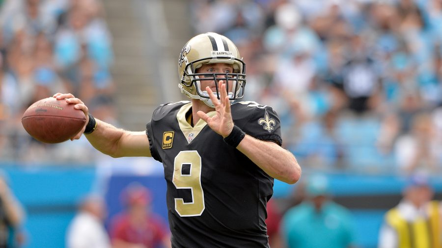 NFL's Drew Brees Responds to Criticism Over Bible Video