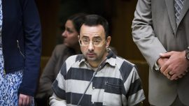 Michigan State University Is Being Fined Record $4.5 Million for Failure in Nassar Scandal