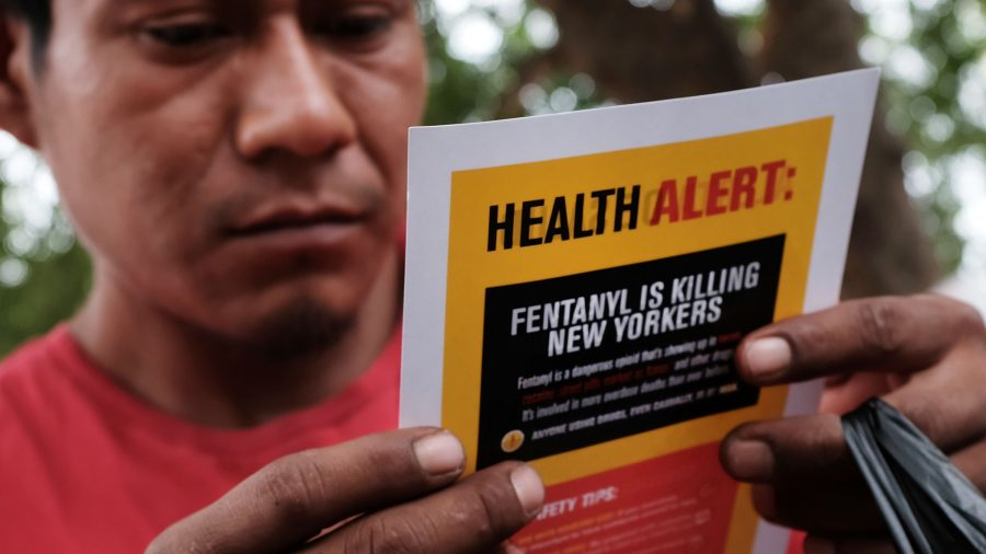 New York Legislation Will Add 11 Types of Fentanyl to State's Controlled Substances Schedule
