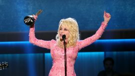 Presidential Candidate Using Dolly Parton Song Without Permission