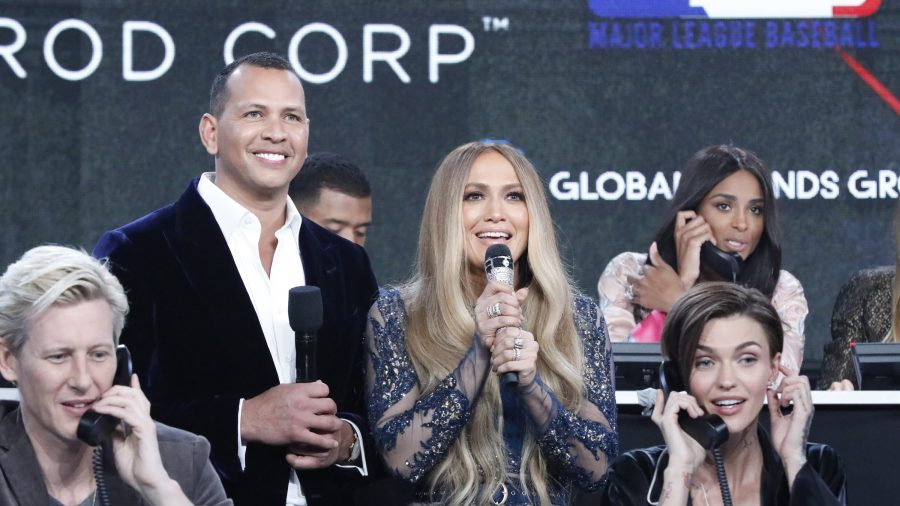 Jennifer Lopez Shares New Photos of Her Engagement to Alex Rodriguez