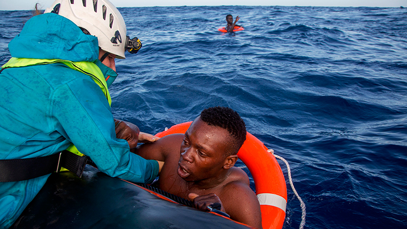 Italy Investigates 26 Dead Migrant Women Found Drifting at Sea