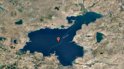 3,000-Year-Old Castle Found at Bottom of Lake in Turkey