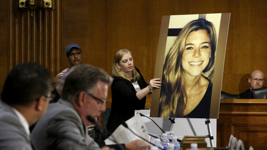 Feds Are Going After Kate Steinle's Killer After California Overturns Sole Conviction