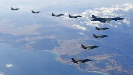 North Korea Grows Increasingly Worried About US Military