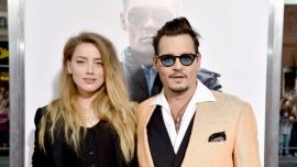 Johnny Depp Called 'Monster' for Allegedly Choking, Hitting Wife Amber Heard