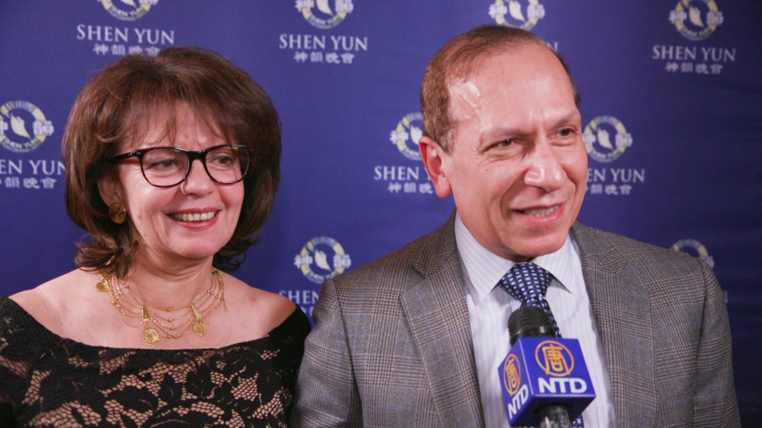 Chemical Company President and Theatergoer Amazed by the Shen Yun Dancers