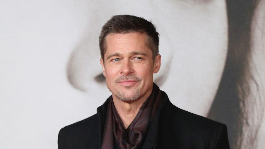 Brad Pitt Admits to Crying More Now Than He Used To