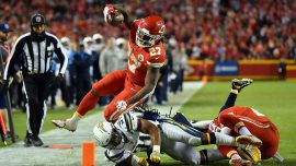 NFL Star Kareem Hunt Cut From Chiefs After Violent Video Surfaced