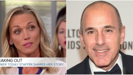 Former 'Today' Staffer Goes on Camera About Relationship with Matt Lauer