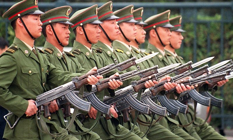 Chinese Army Told 'Not to Spare Anyone' During Tiananmen Square Massacre