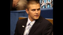 Track Palin, Son of Politician Sarah Palin, Arrested in Alaska