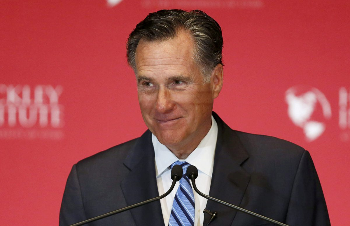 Mitt Romney Says He May Decline 2020 Presidential Endorsement