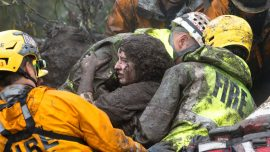 California Mudslide Death Toll Up to 15 As Rescues Continue