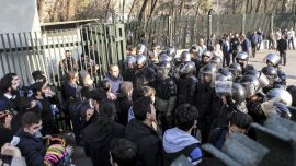 More Killed in Iran Protests, At Least 20 Dead Overall