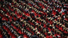 Want to Graduate From China's Elite University? Students Must Demonstrate Loyalty to Communist Party