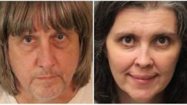 Thirteen Siblings Found Chained in California Home; Parents Charged