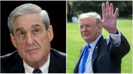 Mueller Report Alleges Trump Wanted to Fire Mueller After Special Counsel Was Appointed