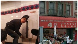 Chinatown Market Slapped With Health Violations After Video Shows Worker Standing on Fish
