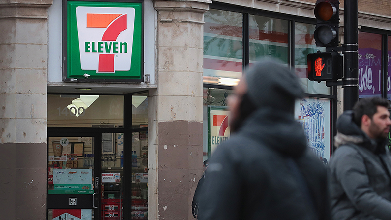 Customer With Concealed Gun Stops 7-Eleven Armed Robbery, Kills Suspect