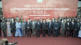 China Spied on African Union Through Headquarters Building It Constructed, According to French Newspaper